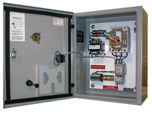 Electrical control panels from Norberg-IES